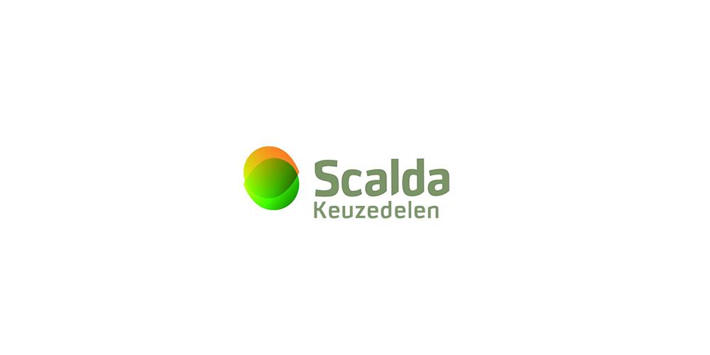 Scalda Keuzedelen Systeem Logo
